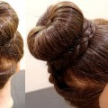 Donut-High-BunNew-HairstylesBridal-HairstylesWedding-Hairstyles