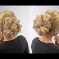 EASY-AND-CUTE-HAIRSTYLE-EASY-BRAIDED-BUN-FOR-LONG-HAIR-Awesome-Hairstyles-