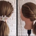 Easy-Hairstyles-for-Short-Hair-Beautiful-Hairstyles-Compilation-2017-6