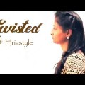 Easy-Twisted-Side-Puff-Hairstyles-for-Long-Hair-Cute-Hair-Tutorials-2017-YouTube-360p
