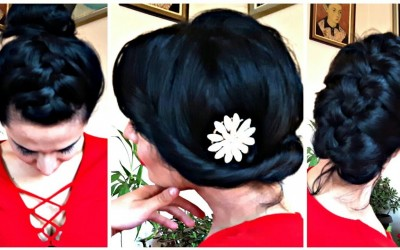 Easy-UPDO-hairstyles-for-SHORT-and-MEDIUM-HAIR