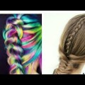 Everyday-Quick-Easy-Hairstyles-with-FRENCH-BRAIDHairstyles-for-medium-to-long-hairtutorial