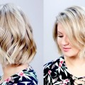 Hairstyle-Of-The-Day-How-To-Style-SHORT-HAIR-in-Less-Than-5-Minutes-Milabu