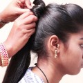How-to-make-Easy-Hairstyle-for-Long-Hair-Hairstyle-Tutorials-2017