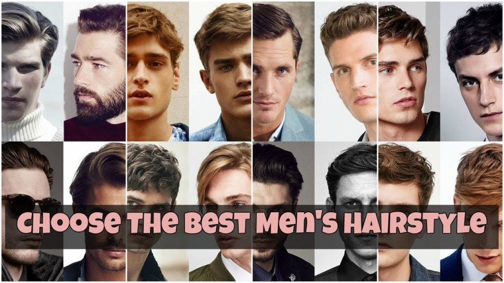 Mens Hair Style 2017 Choose The Best Mens Hairstyle According To