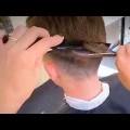 Mens-short-haircut-for-thick-hair-tutorial-