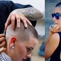 NEW-HEADSHAVE-WOMEN-BALD-2018-SHAVING-HEAD-BALD-WOMEN-BALDING-HAIRCUT-WOMEN
