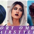 Popular-ombre-hairstyles-for-short-hair-2018-for-women