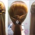 QUICK-and-ASSY-Hairstyles-For-long-hairPeinados-faciles-y-rapidos-yPeinados-para-Cabello-largo