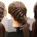 Ribs-HairstyleCreative-Braided-HairstylePony-TailHairstyles