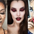 Simple-DIY-2017-Halloween-Hairstyles-Makeup-Ideas
