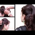 Simple-Daily-Hairstyles-For-Long-Hair-Crazy-Beauties-Beautiful-Hairstyles-Tutorials-YouTube