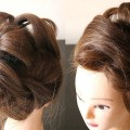 Wedding-Bridal-Puffed-Bun-UpdoWedding-HairstylesNew-HairstylesBridal-Hairstyles