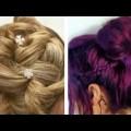 Wedding-hairstyle-tutorial-compilation-video-2017-from-YouTube-Easy-and-simple-hairstyle-braid