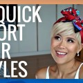 10-EASY-HAIRSTYLES-FOR-PIXIE-SHORT-HAIR-ft.-C.Michael-London