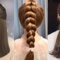 10-Easy-Hairstyles-For-Long-HairPeinados-para-nias-Peinados-trenzasPeinados-faciles-para-cabello