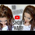 10-Hairstyles-for-Short-Hair-Quick-Easy-How-I-Style-My-Short-Hair-Claribella-Rj-