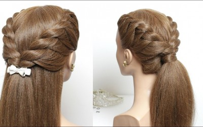 2-Cute-And-Easy-Hairstyle-For-Long-Hair-Tutorial.