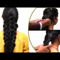 2-MInies-Fancy-Braid-Hairstyles-for-thin-Hair-Easy-Hair-styles-Tutorials-2017-YouTube-.
