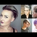 25-Short-Hairstyles-for-Women-Pixie-Bob-Undercut-Hair-in-2018