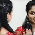 3-Minutes-Hair-styles-for-ladies-Traditional-Hair-style-videos-2017