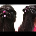 Beautiful-New-Years-Eve-Party-Twist-Hairstyle-2018-Easy-Party-Hairstyles-Tutorials