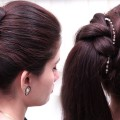 Beautiful-Ponytail-in-Just-2-Minutes-Easy-Ponytail-Hairstyles-2017-Everyday-Hairstyles