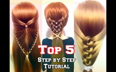 Beautiful-and-Easy-Hairstyles-For-Girls-_-Braided-Hairstyles-and-Baby-Hairstyles