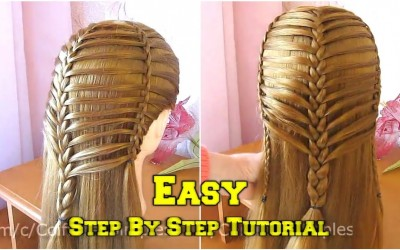 Best-Hairstyle-For-Long-Hair-_-Beautiful-Hairstyle-Tutorial-_-Cute-Hairstyes