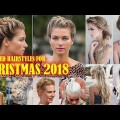 Braided-Hair-Styles-for-Christmas-of-2018-New-Year-Braids