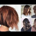 Dark-Brown-Hairstyles-For-Women-2018-Brown-Hair-With-Highlits