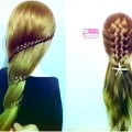 Easy-Cute-Winter-Hairstyles-_-Beautiful-Hairstyles-Tutorials-Compilation-For-Girls