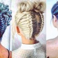 Easy-Hair-Style-for-Long-Hair-Puff-Hair-Style-Ladies-Hair-Style-Videos-2017