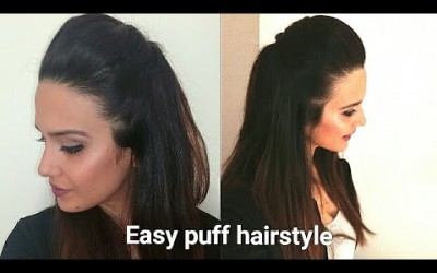 Front-Puff-for-thin-hair-Quickeasy-hairstyles-with-puff-hairstyle-for-mediumlong-hair