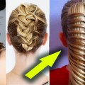 Hairstyle-tutorial-Latest-Hair-style-for-Girls-Ladies-Hair-style-step-by-step-Tutorials-2018