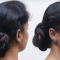 How-to-make-side-puff-Hairstyle-2017-Side-puff-hairstyle-for-Girls-Hairstyle-for-Medium-Hair