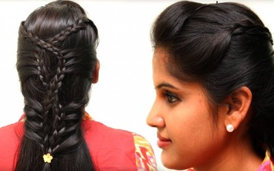 Latest-Hair-style-for-Girls-Ladies-Hair-style-step-by-step-Tutorials-2017-Hairstyle-Tutorials