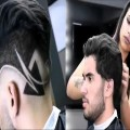 Men-HairCuts-LISTRAS-do-Mundo-Cabelo-Liso-2018-Barber-Girl-haircut