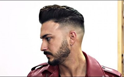 Modern-Pompadour-Skin-Fade-Popular-Hairstyle-for-men