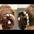 Romantic-Hairstyle-with-Wave-ends-Wedding-Hairstyles-New-HairstyleBridal-Hairstyles