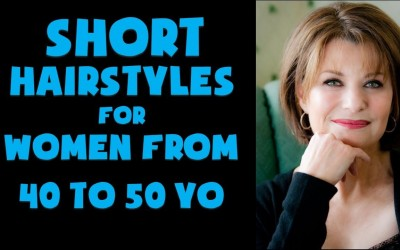 Short-Hairstyles-For-Older-Women-Over-40-to-50-Years