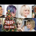Short-Layered-Christmas-Haircut-Ideas-2018-Best-Short-Haircut-Compilation