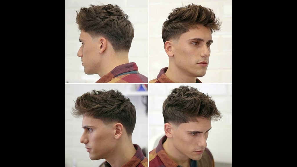 Top 10 Most Attractive Mens Haircuts 2017 2018 Popular Mens