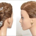 Wedding-Updo.-Easy-Bridal-Hairstyle-For-Long-Hair-Tutorial