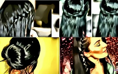 10-EASY-everyday-HAIRSTYLES-Hair-Tutorial-with-10-DIY-Quick-Hairstyles