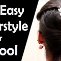 12-Easy-Hairstyles-For-School-Compilation-2-Weeks-Of-Heatless-Hair-Tutorials