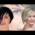20-Fantastic-Short-Haircuts-for-Women-with-Round-Face-and-Thin-Hair-Ombre-Short-Hairstyles-2018