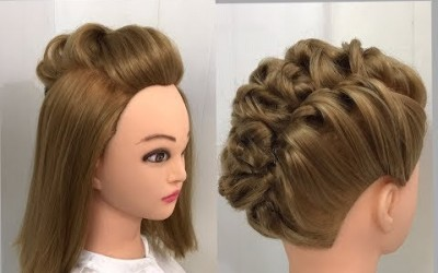 3-Beautiful-Hairstyles-for-Short-Hair-Easy-Hairstyles