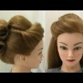 3-Beautiful-Hairstyles-with-Puff-Easy-Hairstyles-