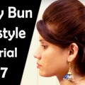 5-MESSY-BUN-hairstyles-for-BACK-TO-SCHOOL-Quick-and-Easy-Hair-Tutorial-Hairstyle-Videos-2018